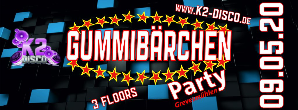 ★Gummibärchen Revival Party 2020★