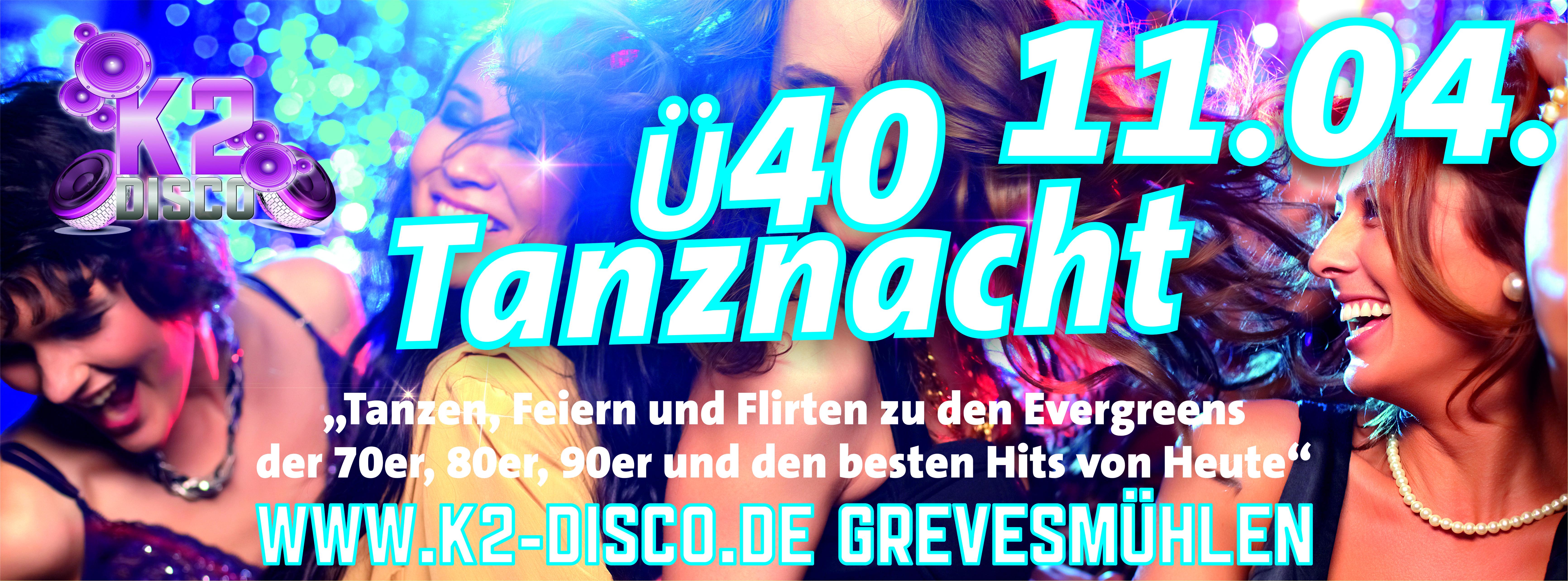 Ü40 Tanznacht